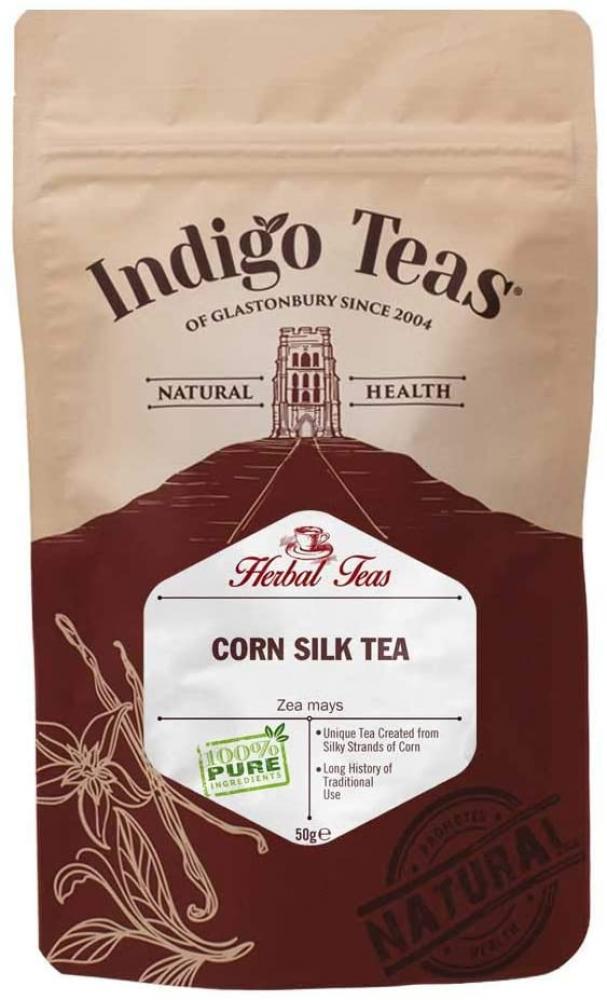 Indigo Herbs Corn Silk Tea 50g