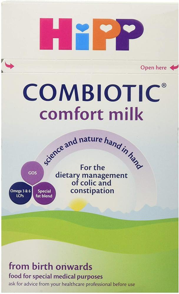 Hipp Combiotic Comfort from Birth Onwards 800g