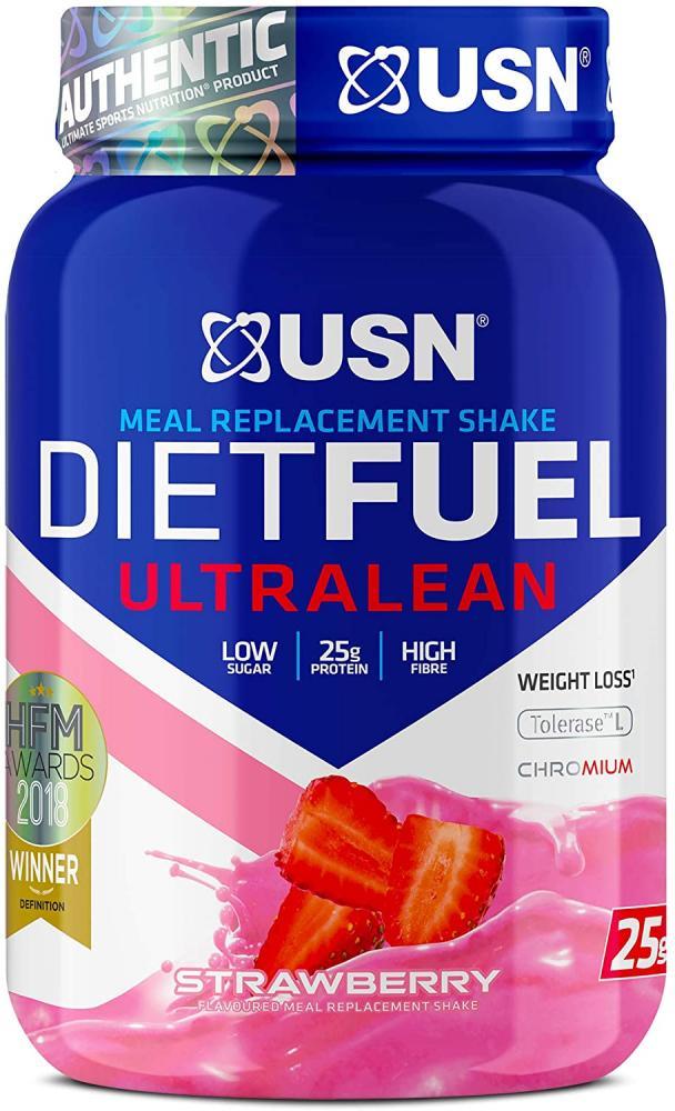 USN Diet Fuel Strawberry UltraLean 1 kg