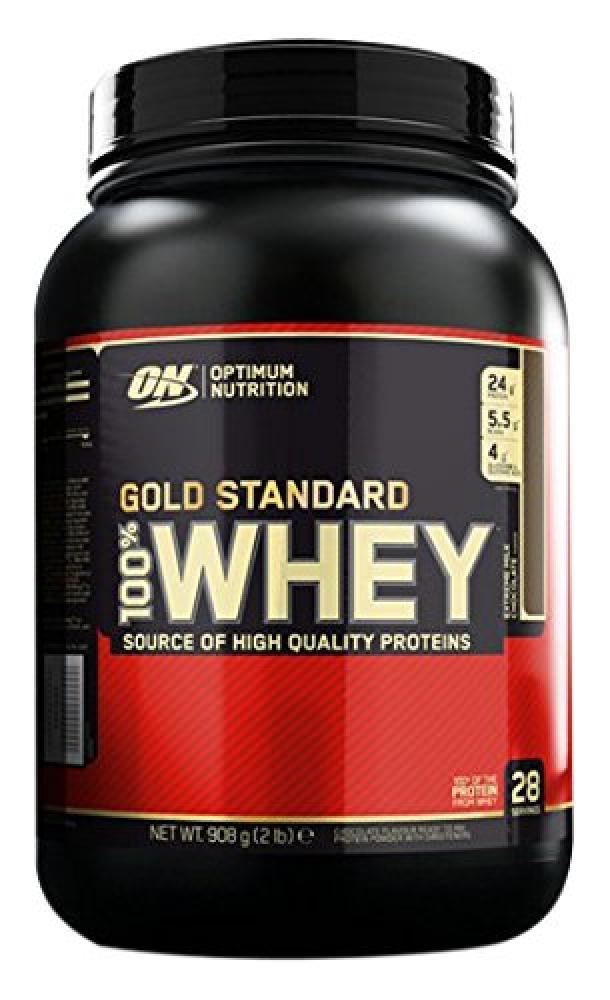 Optimum Nutrition Gold Standard 100 Whey Protein Powder Milk Chocolate 896g
