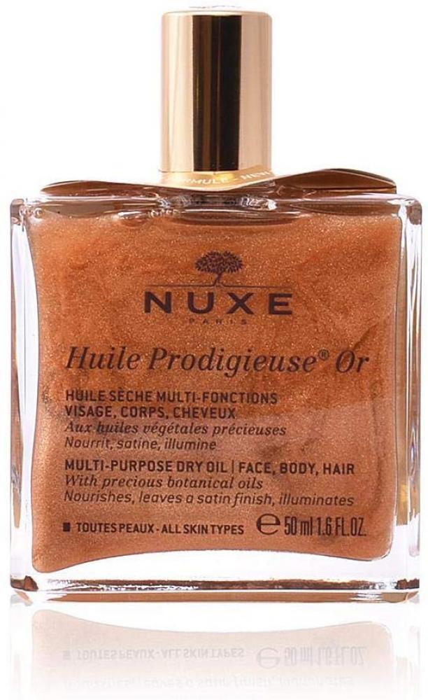 Nuxe Shimmering Dry Oil Huile Prodigieuse 50 ml