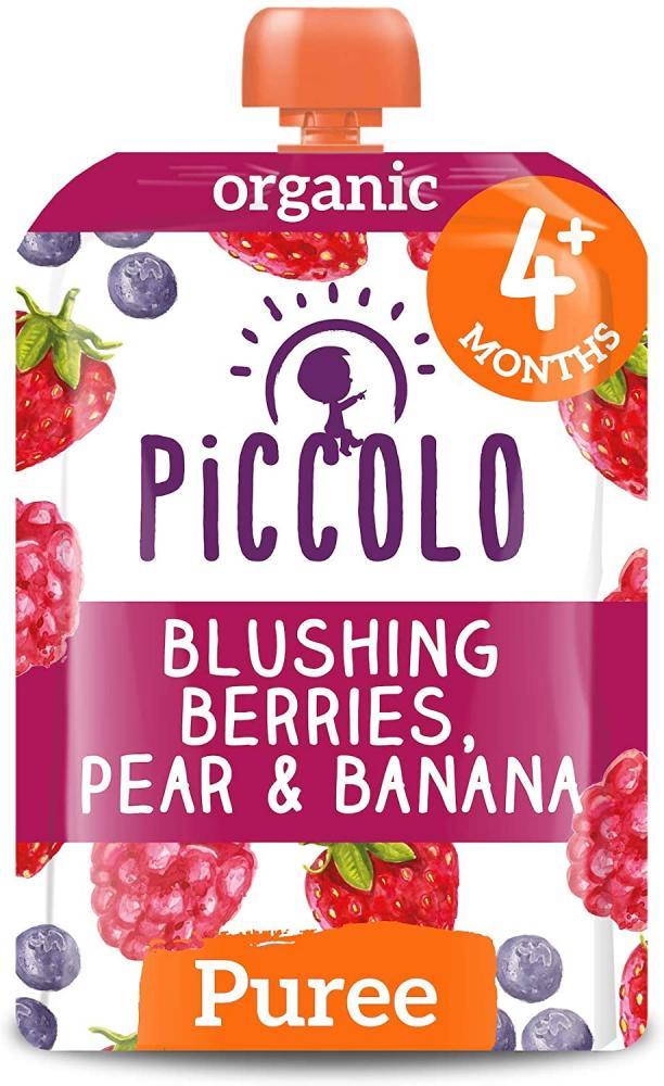 Piccolo Organic 4 Months Plus Puree 100 g