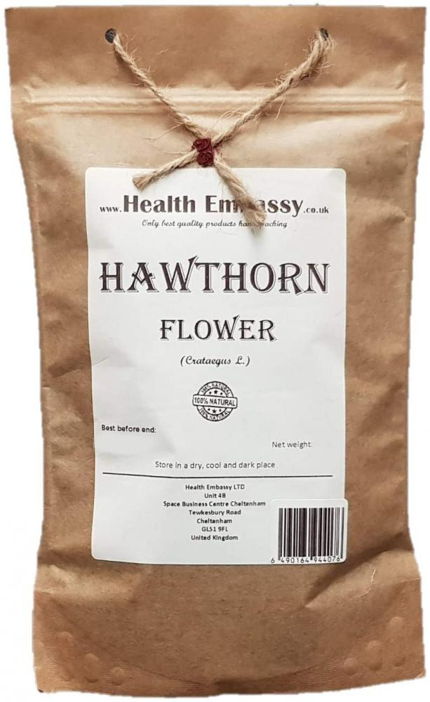 SALE  Health Embassy Hawthorn Flower 50g