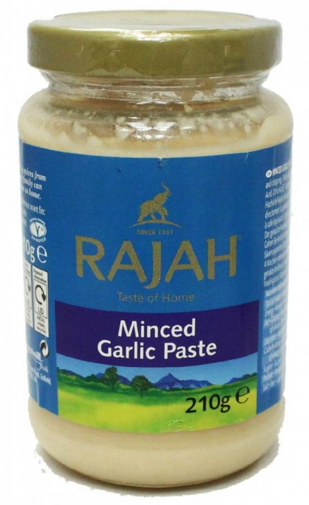Rajah Minced Garlic Paste 210g