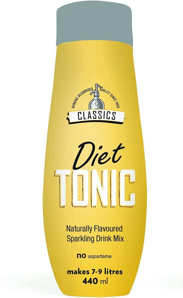 SALE  SodaStream Classics Diet Tonic 440ml