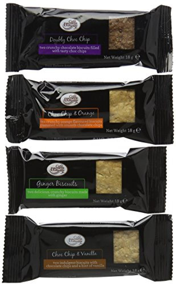 Cafe Bronte Twin Mini Variety Biscuits 18g LUCKY DIP