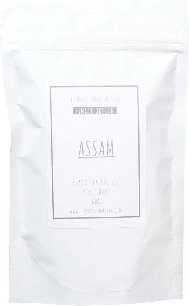 Leaves And Water Loose Leaf Assam Black Tea 80 g