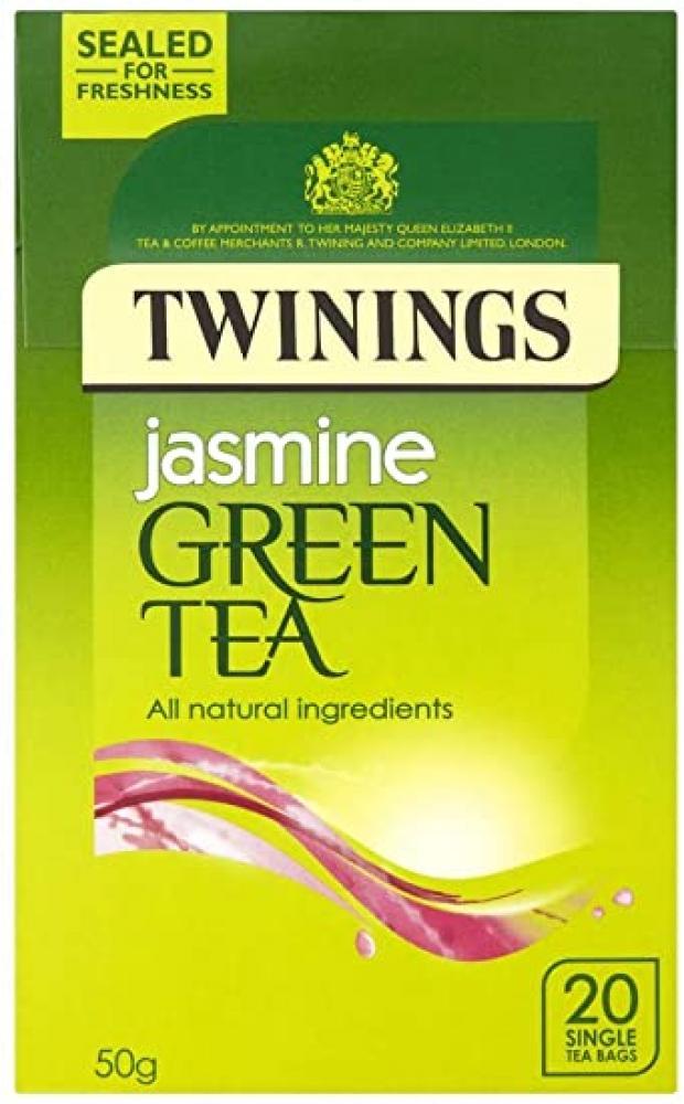 Twinings Jasmine Green Tea 20 Envelopes