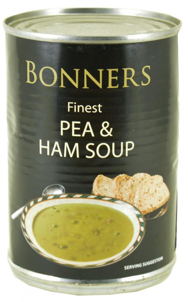 Bonners Finest Pea and Ham Soup 400g