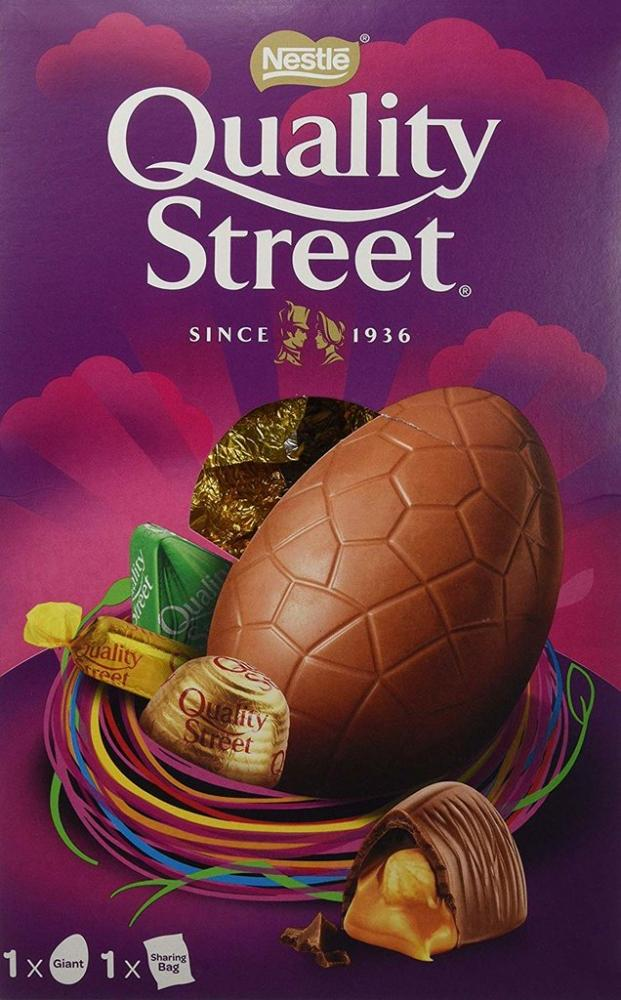 Nestle Quality Street Large Easter Egg 315g