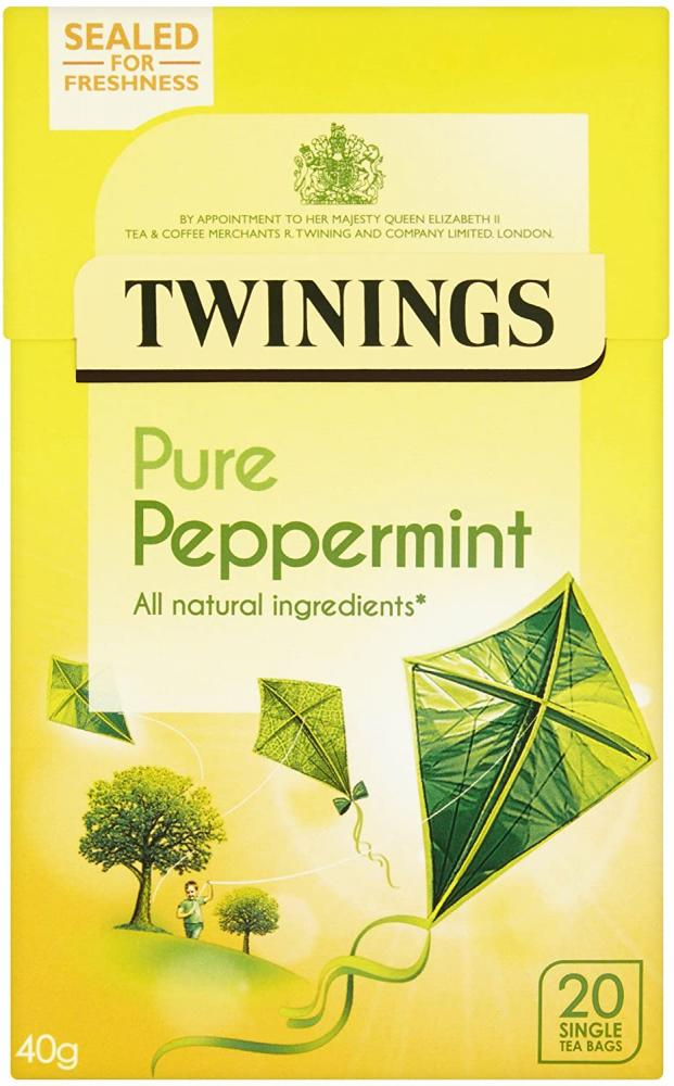 Twinings Pure Peppermint 20 Teabags