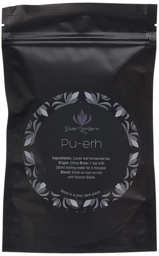 Silver Lantern Pu-erh Tea 50g