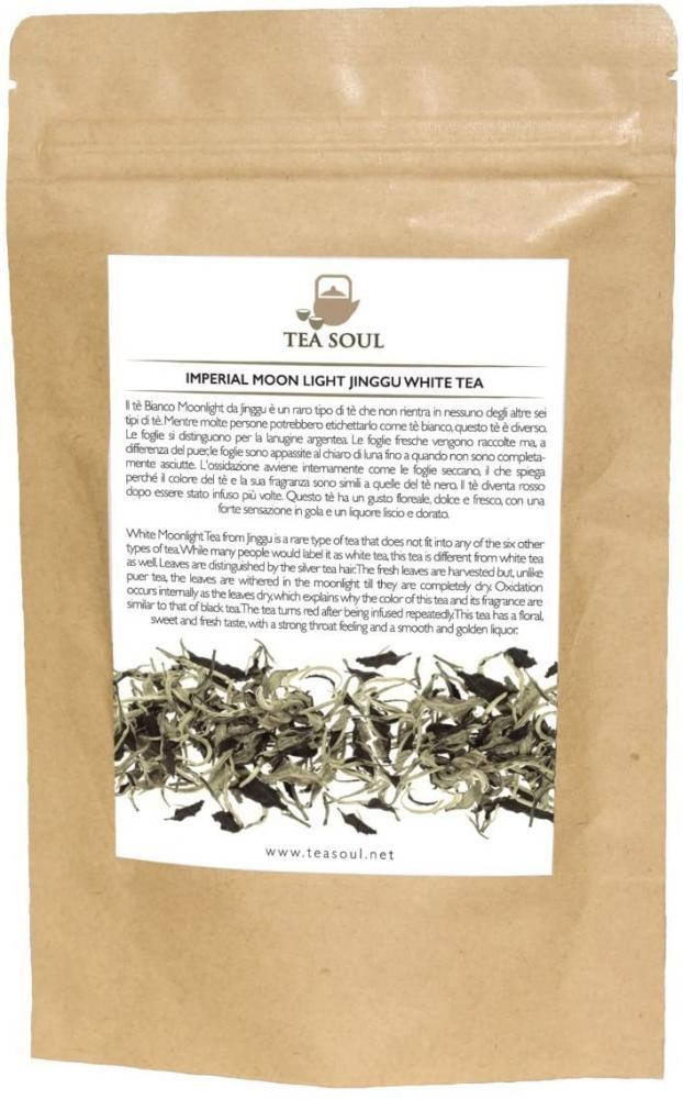 Tea Soul White Imperial Moon Light Jinggu 50g
