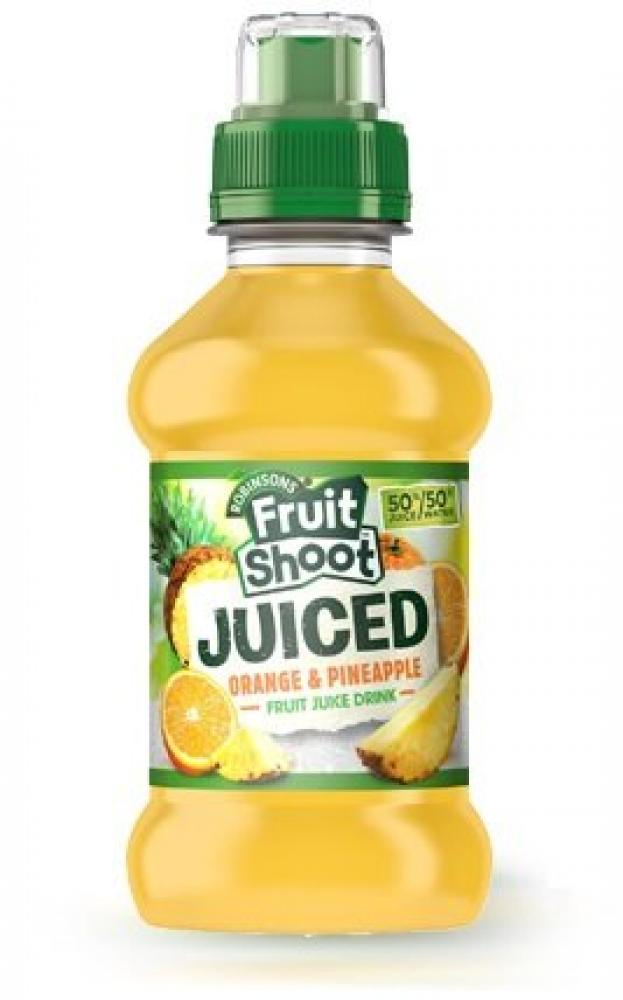 Robinsons Fruit Shoot Juiced Orange and Pineapple 200ml