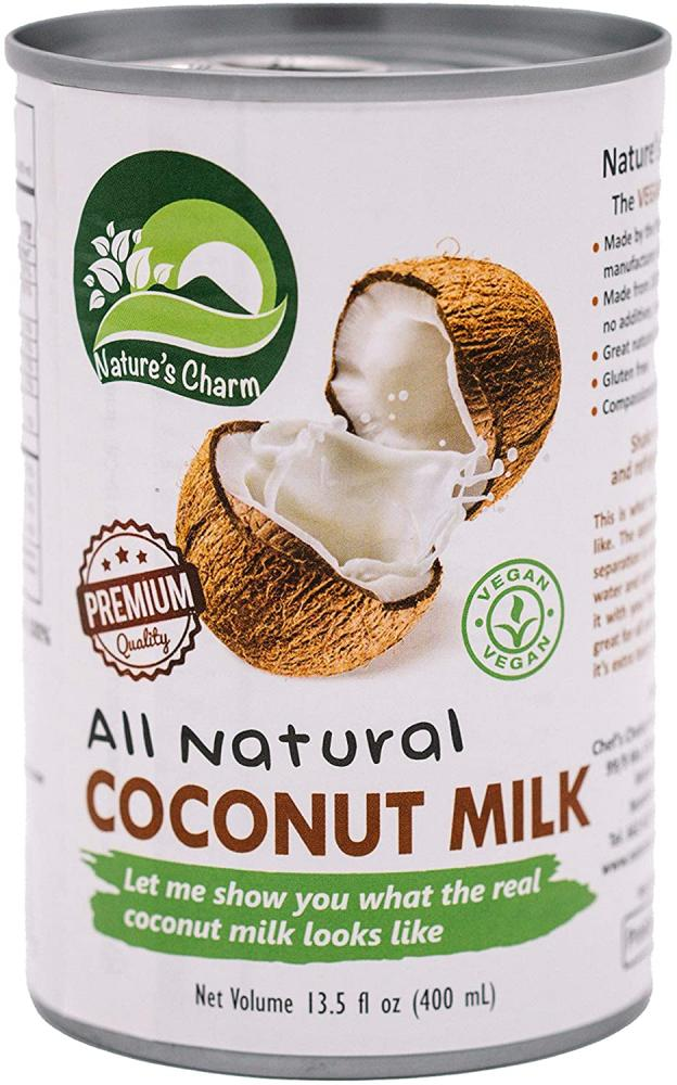 Natures Charm All Natural Coconut Milk 400 ml