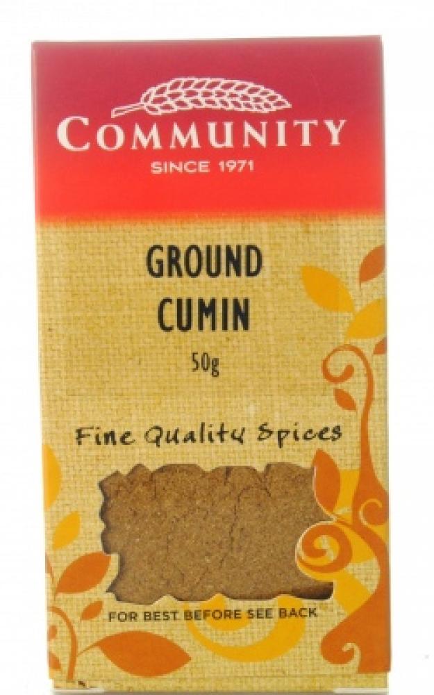 Community Ground Cumin 50g