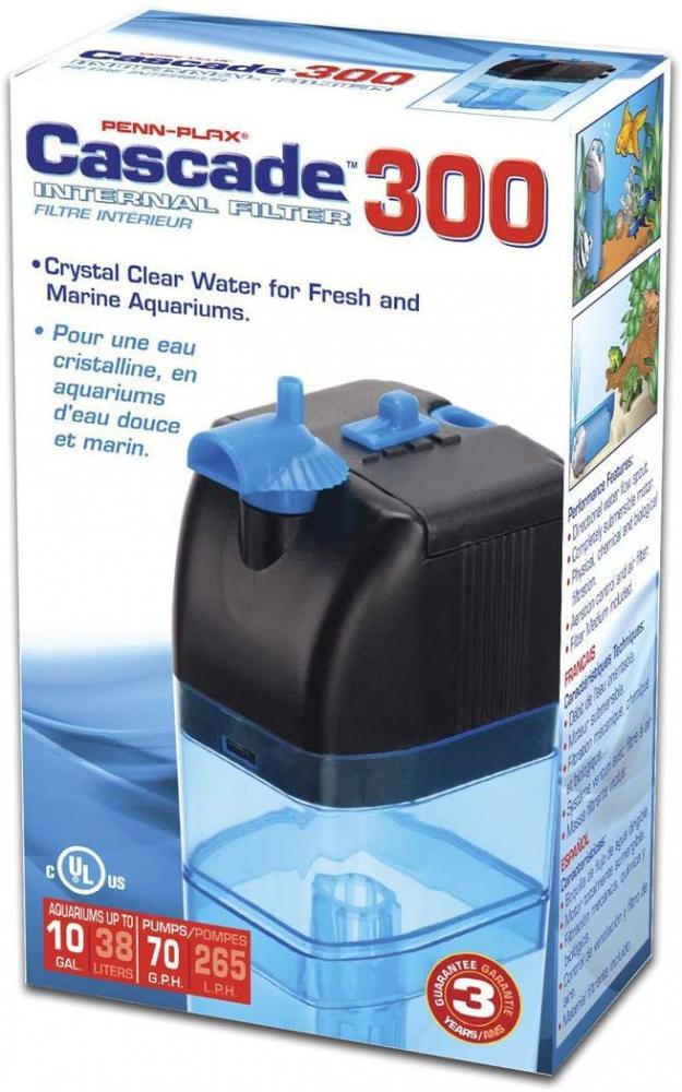 Cascade 300 Internal Aquarium Filter Fully Submersible