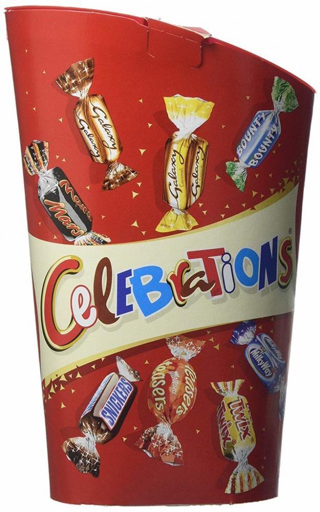 Celebrations 380g