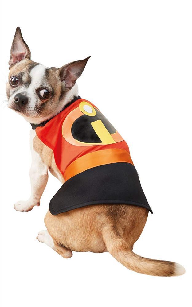 Rubies Pet Shop Boutique Disney Pixar Incredibles 2 Dog Costume XLarge