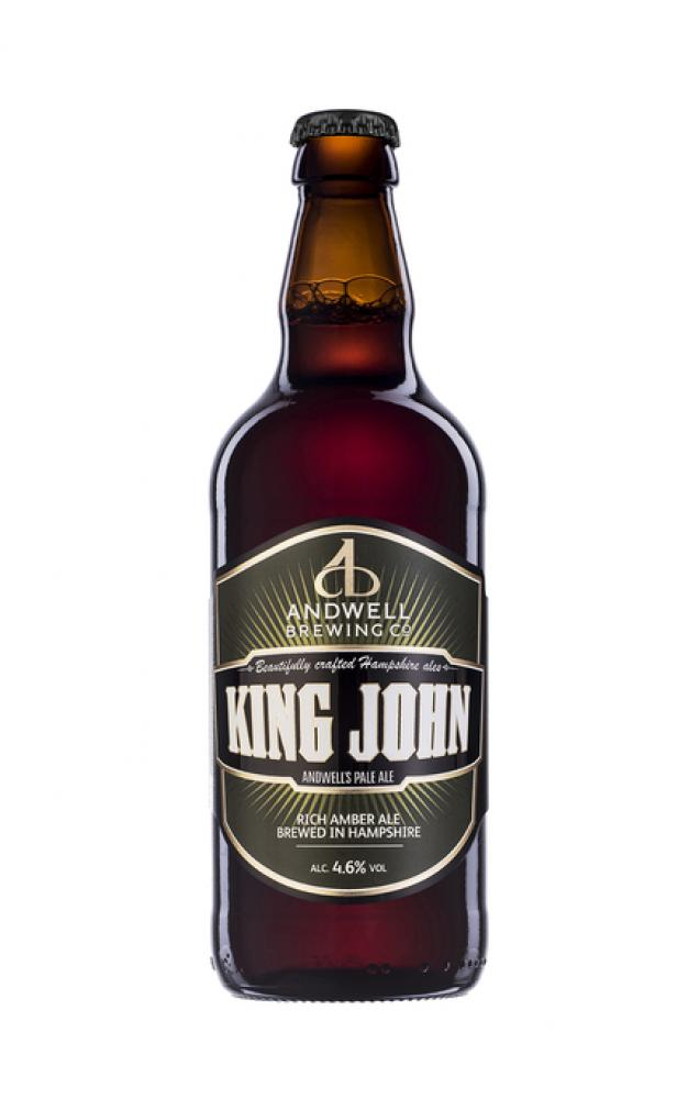 Andwell King John Pale Ale 330ml