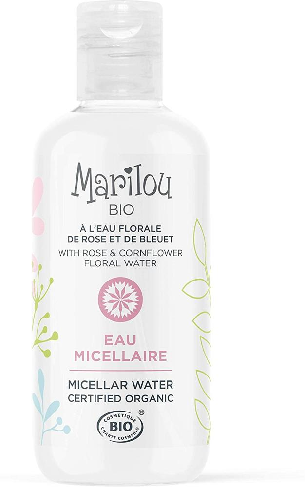 Marilou Bio Micellar Water with Rose and Cornflower Floral Water 250ml