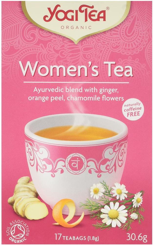 Yogi Tea Organic Womans Tea (17 Teabags)