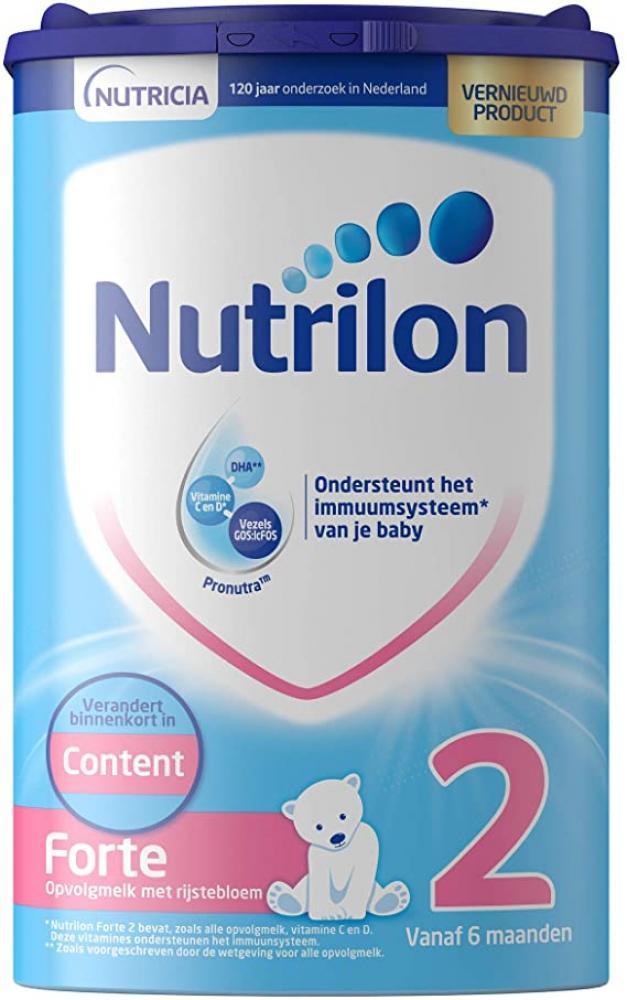Nutrilon FORTE 2 FOLLOW ON MILK 800 g