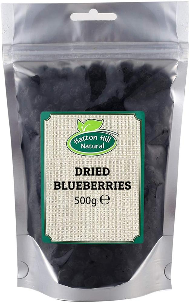 Hatton Hill Natural Dried Blueberries 500g