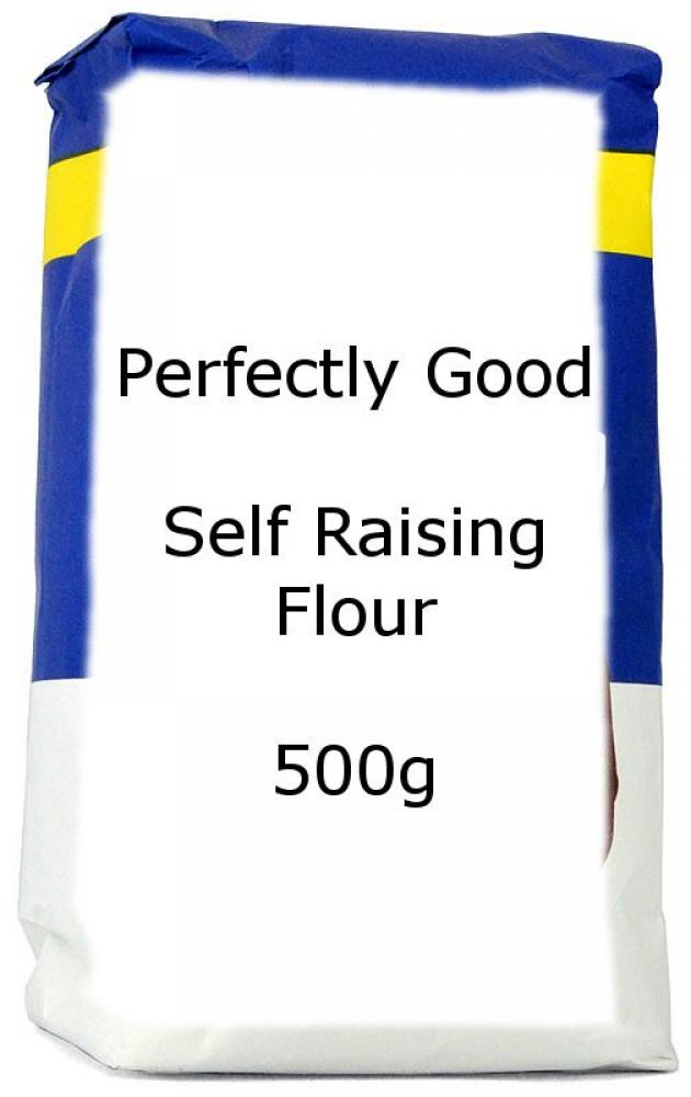 Perfectly Good Self Raising Flour 500g