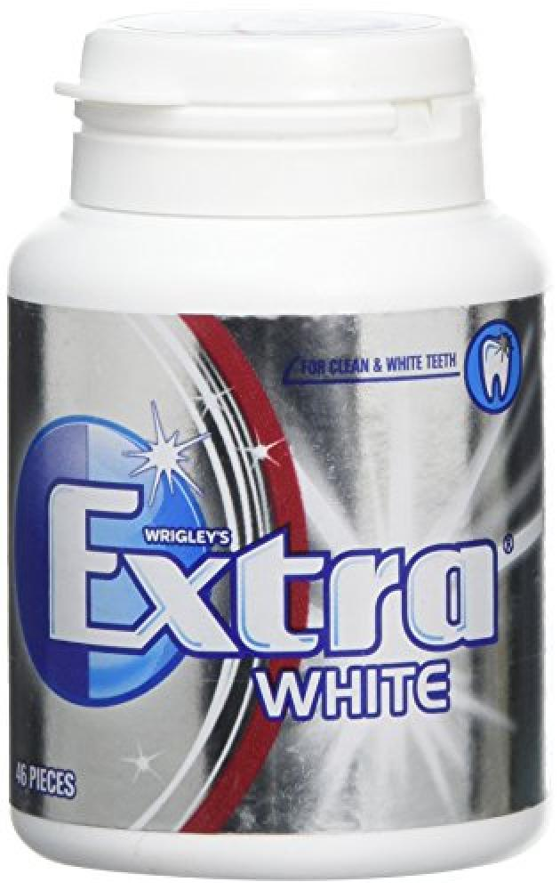 Wrigleys Extra White Sugarfree Chewing Gum 46 Pieces
