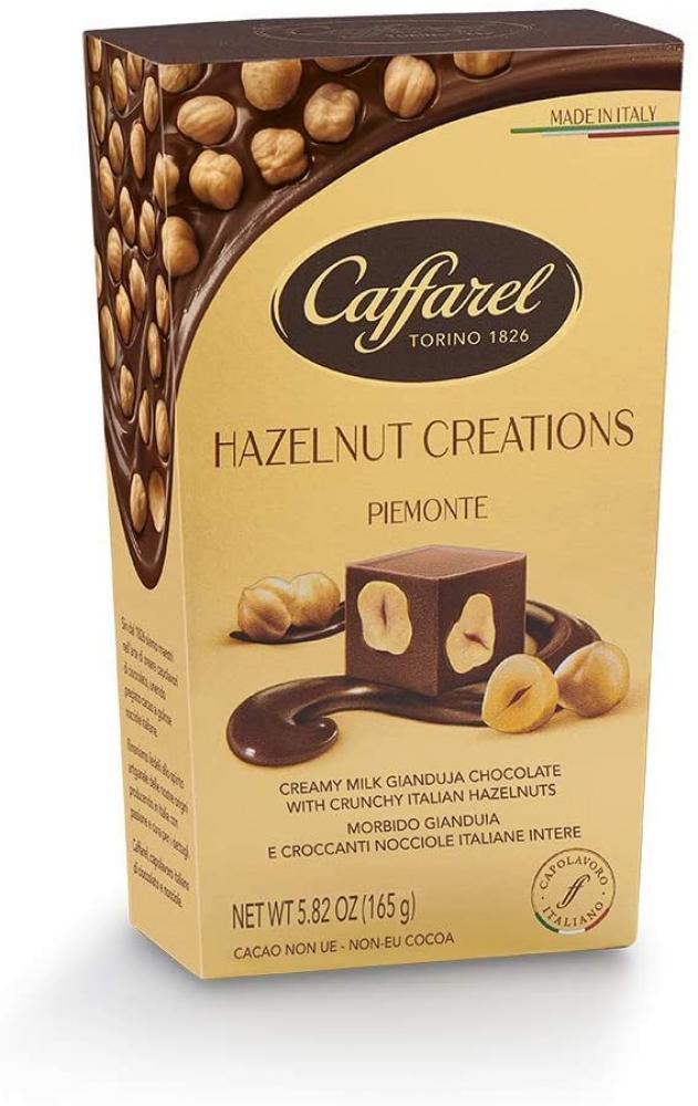 Caffarel Hazelnut Creations Piemonte Cornet 165 g