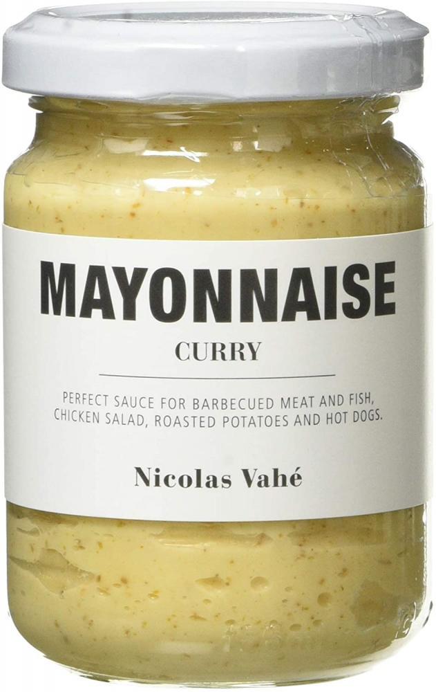 Nicolas Vahe Curry Mayonnaise 135g