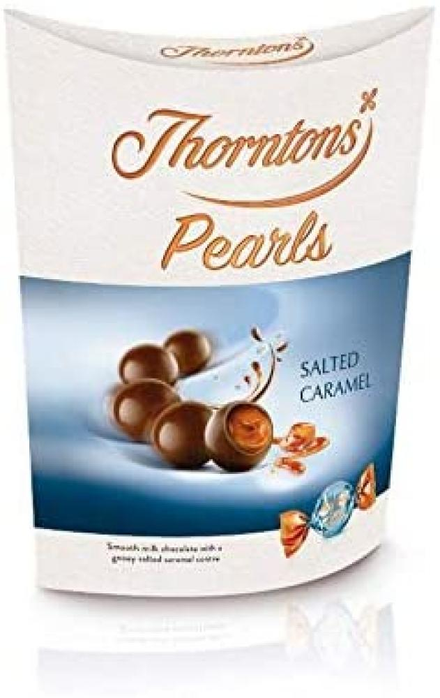 Thorntons Chocolate Pearls Salted Caramel 283g