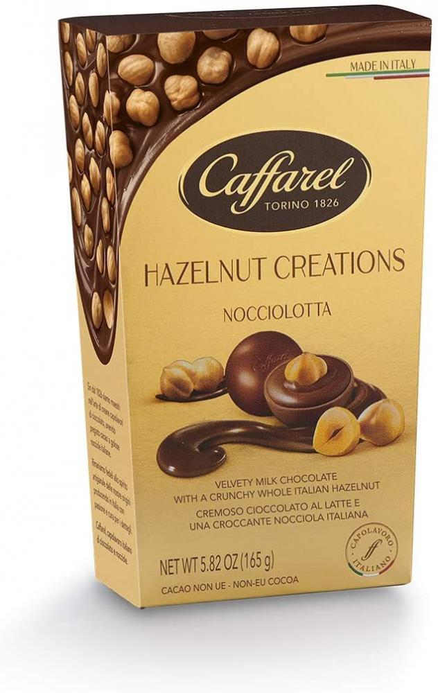 Caffarel Hazelnut Creations Nocciolotta Cornet 165g