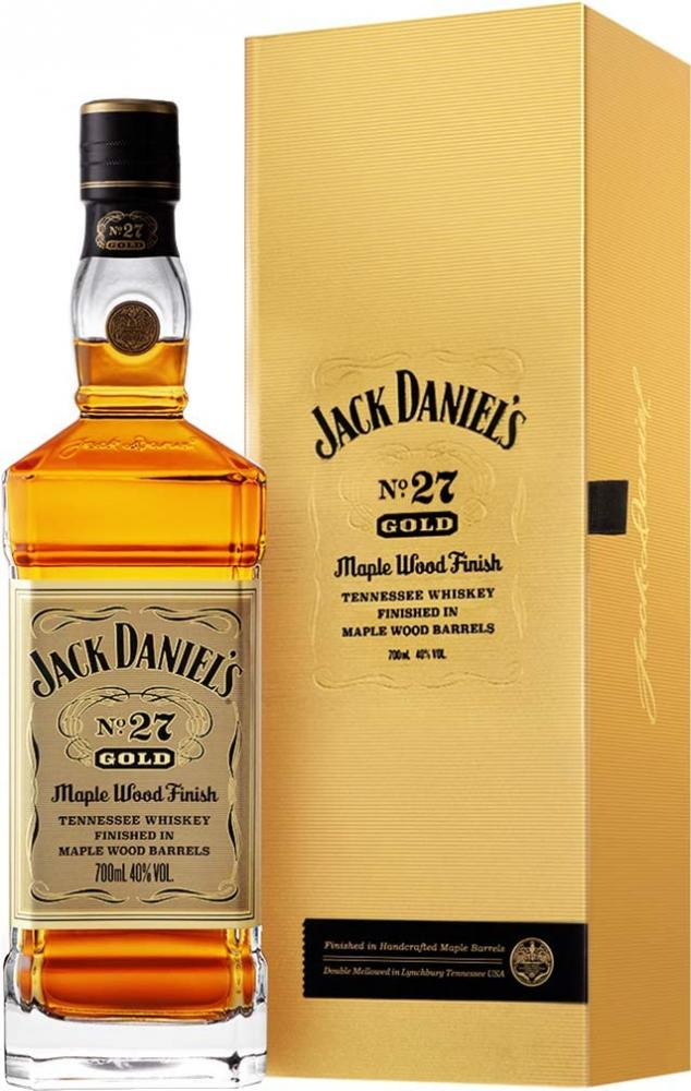 Jack Daniels No 27 Gold Tennessee Whiskey 700ml