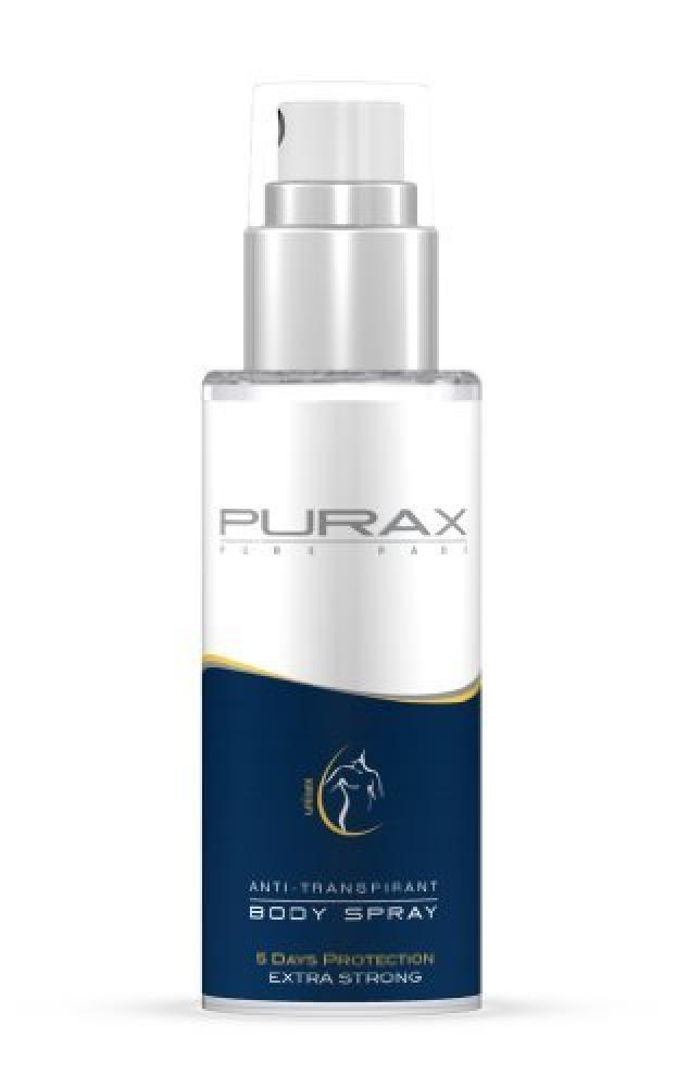 PURAX Extra-Strong Antiperspirant Body-Spray 50 ml