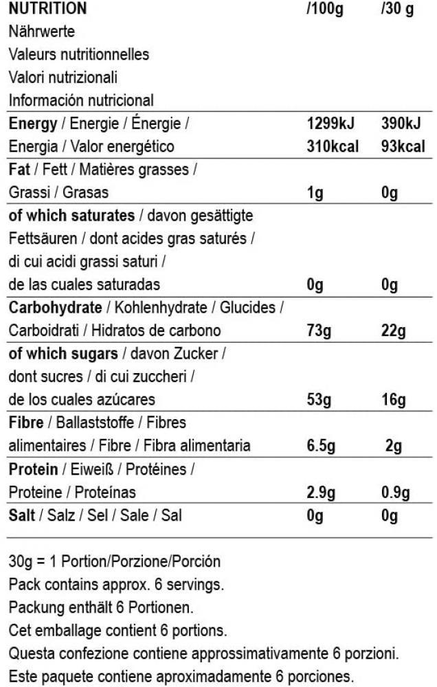 Biopocket Organic Soft And Dried Strawberries 340g