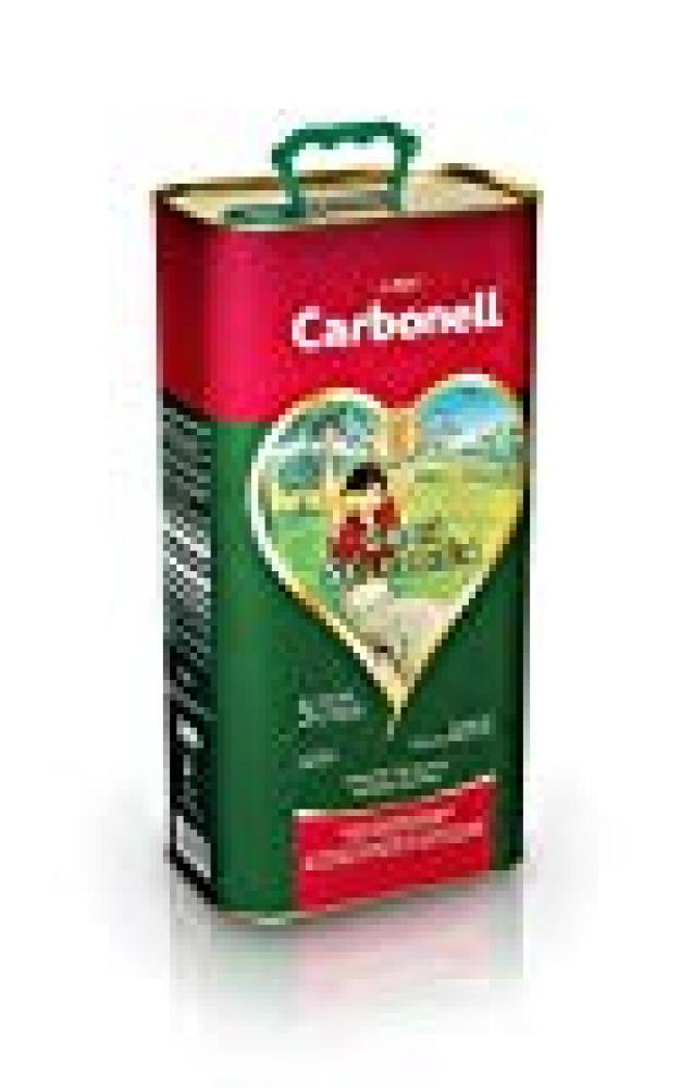Carbonell Extra Virgin Olive Oil 5L