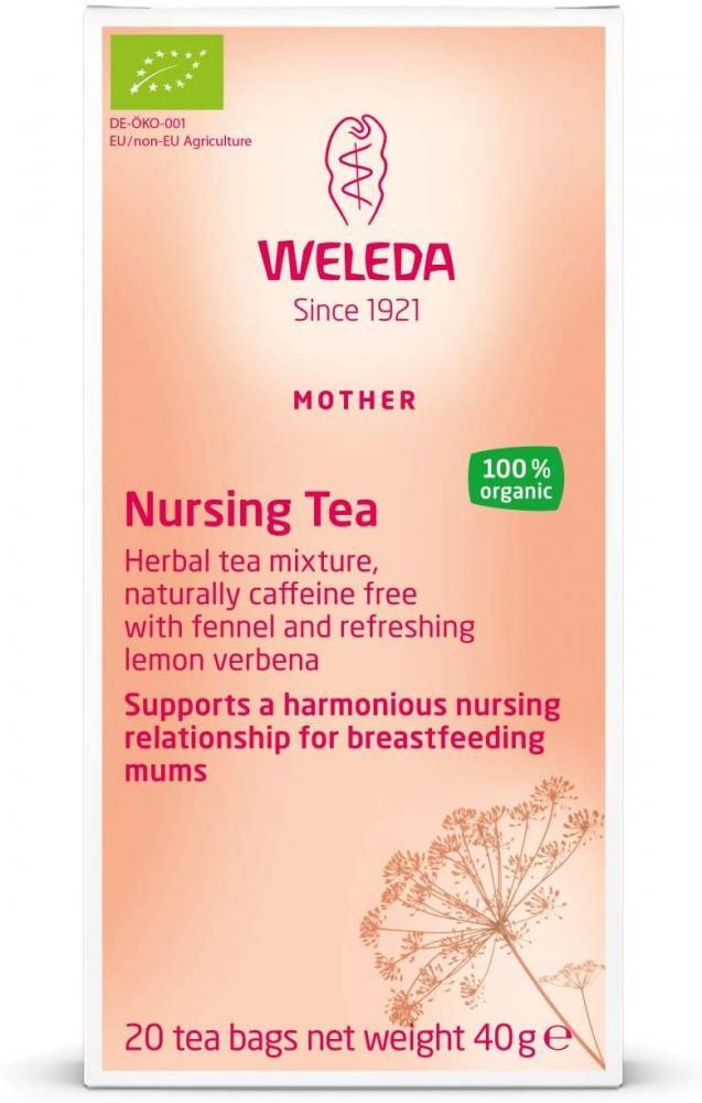 Weleda Nursing Teabags 20 bags