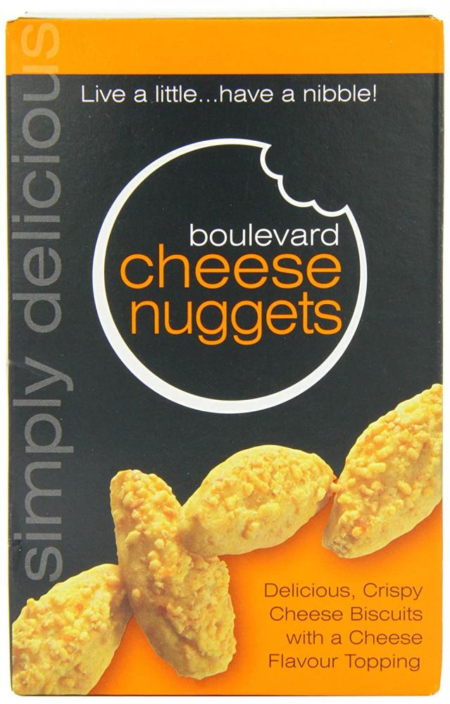 Boulevard Cheese Nuggets 100g
