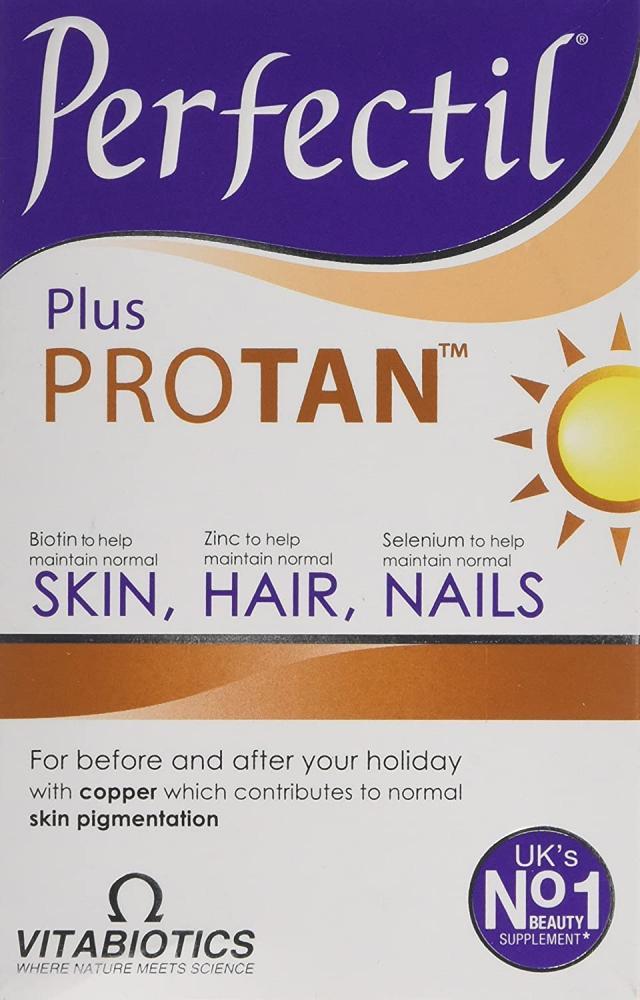 Vitabiotics Perfectil Plus Protan 60 Tablets