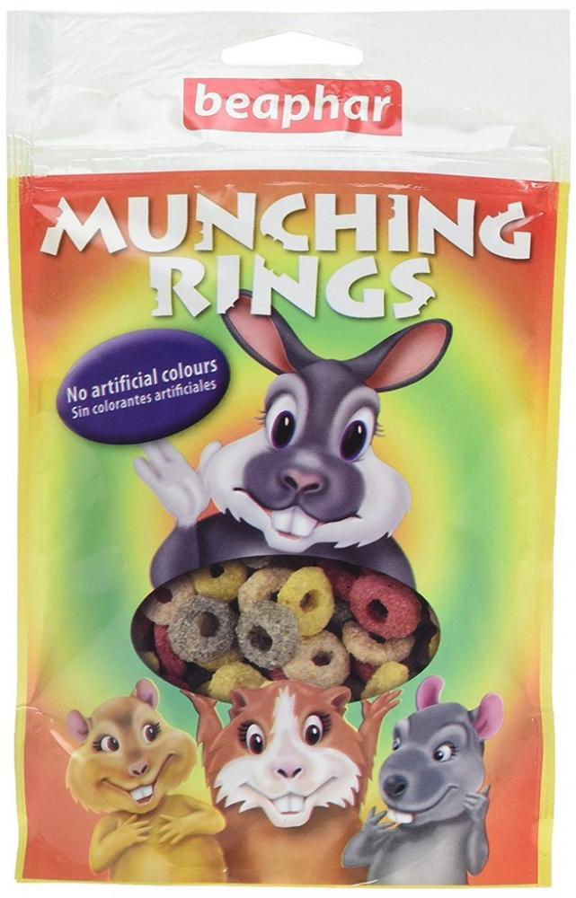 Beaphar Munching Rings for Small Animals 75 g