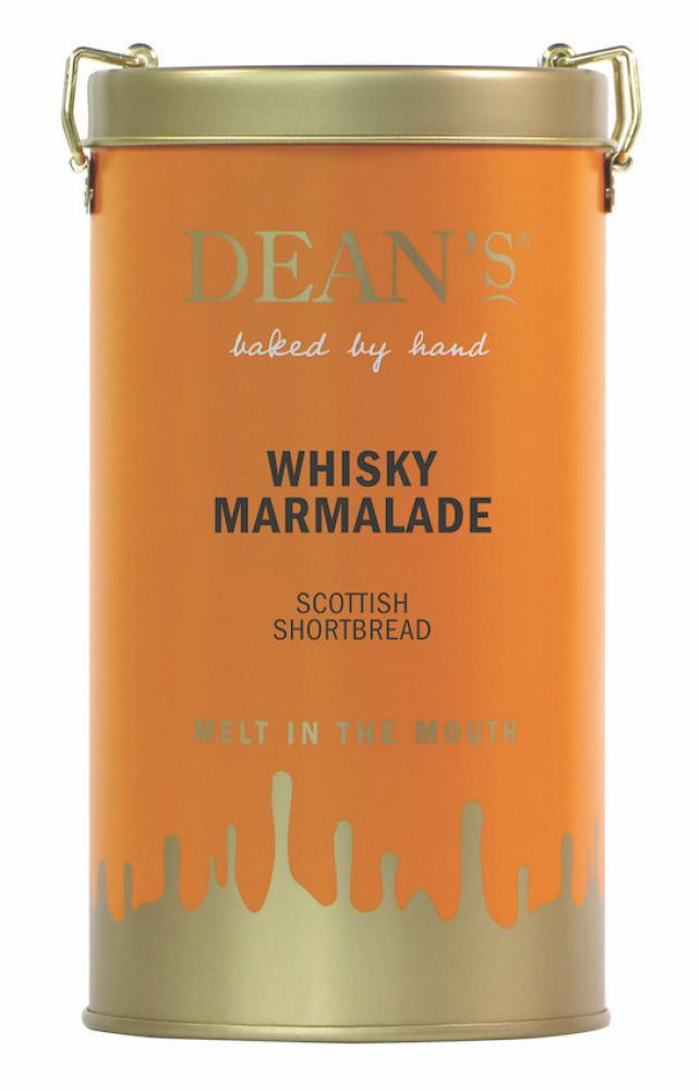 Deans Whisky Marmalade Scottish Shortbread Rounds 300g