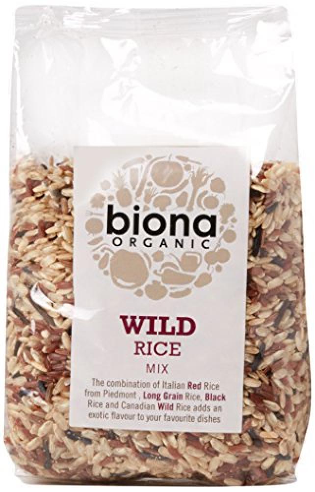 Biona Wild Rice Mix 500g