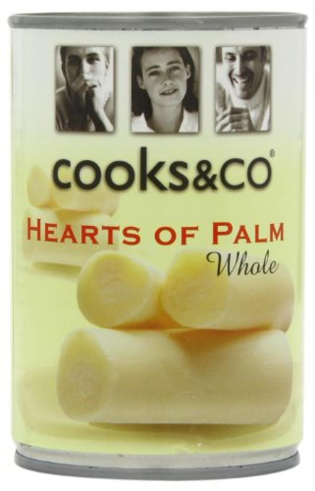 Cook And Co Hearts of Palm 400g