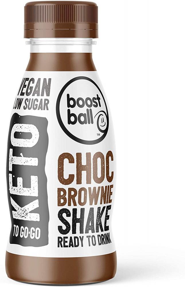 Boostball Keto ShakeReady to Drink Chocolate Brownie Shake 310 ml