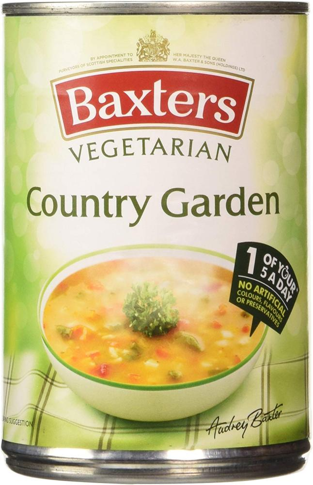 Baxters Vegetarian Country Garden Soup 400 g