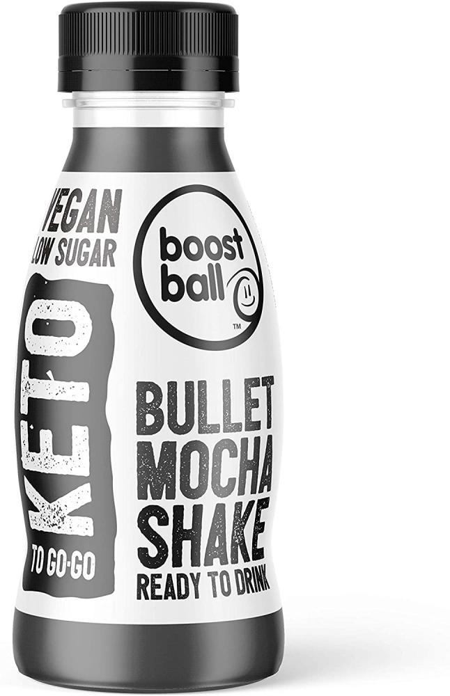 Boostball Keto Mocha Bullet Shake 310ml