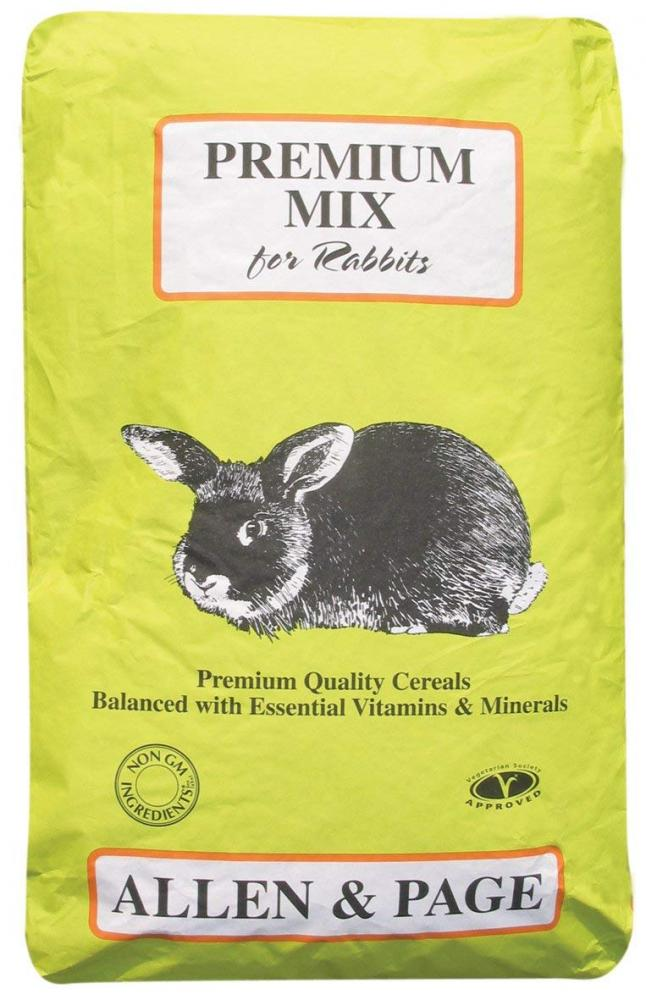Small Holder Range Premium Rabbit Mix 20kg