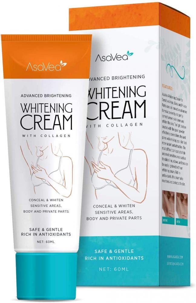 AsaVea Whitening Cream for Women 60 ml